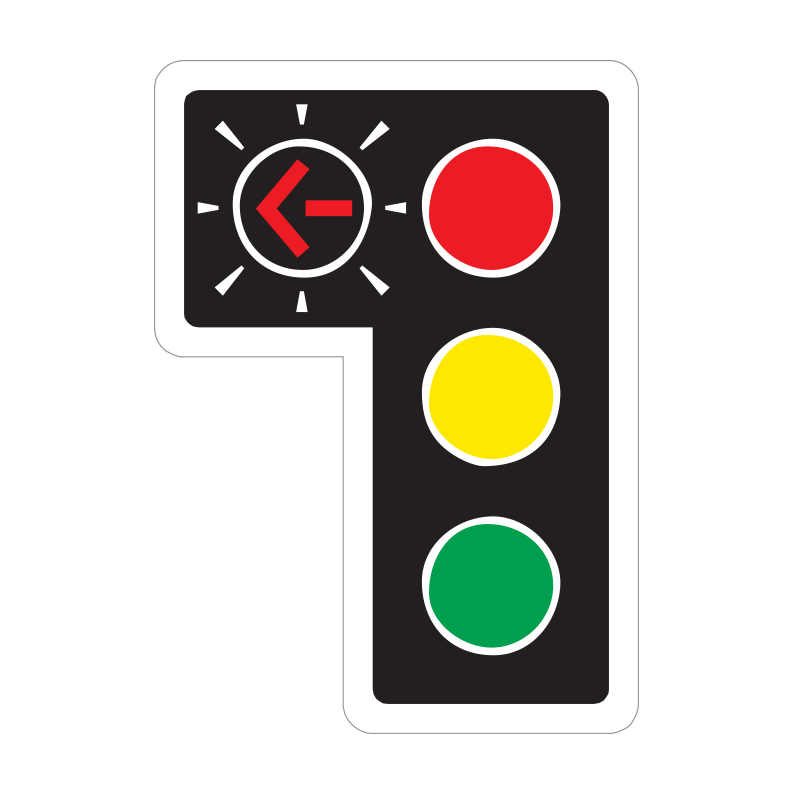 Stop check left